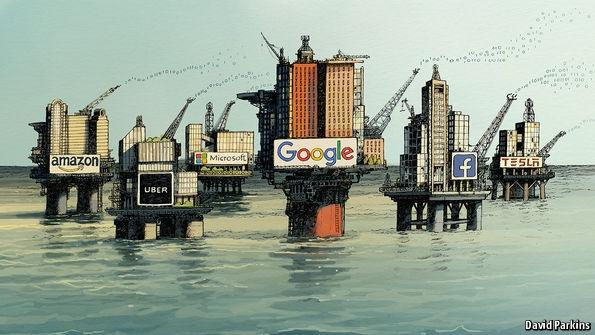 @Sigfox El recurso más valioso del mundo ya no es el petróleo, ¡son los datos!