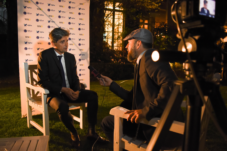 [VIDEO] PRESENTACIÓN OFICIAL DE @SIGFOX: BERTRAND RAMÉ, VP DE SIGFOX, SOBRE LA VISIÓN DE SIGFOX EN LATAM
