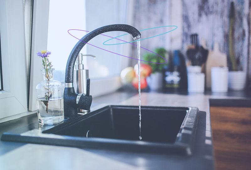@Sigfox Los medidores de servicios inteligentes ayudan a los hogares a tomar mejores decisiones sobre la conservación del agua