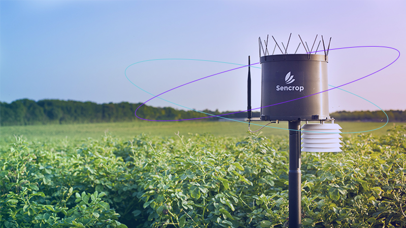 Sigfox: Los beneficios agrícolas de los sensores de monitoreo de las condiciones climáticas