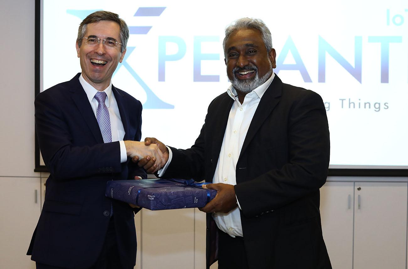 Xperanti se asocia con @Sigfox para lanzar la red IoT en todo Malasia