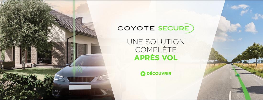 COYOTE ya tiene más de 100 mil vehículos conectados a la red @Sigfox.