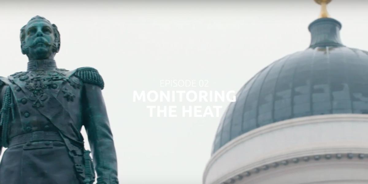 """Con ustedes """"Monitoring The Heat"""": el segundo episodio de 'ENTER THE #0GWORLF', la web serie de #Sigfox"""
