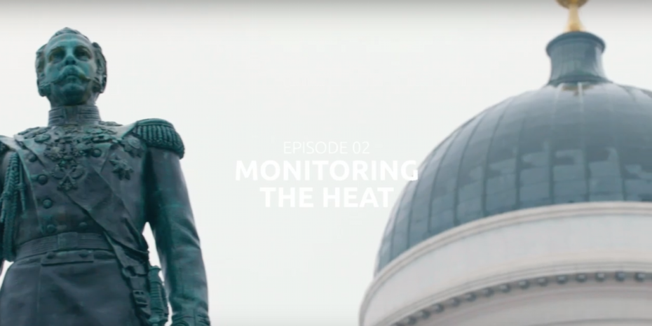 """#SigfoxWebSeries 'ENTER THE #0G WORLD' (Episode 2): """"Monitoring The Heat"""""""