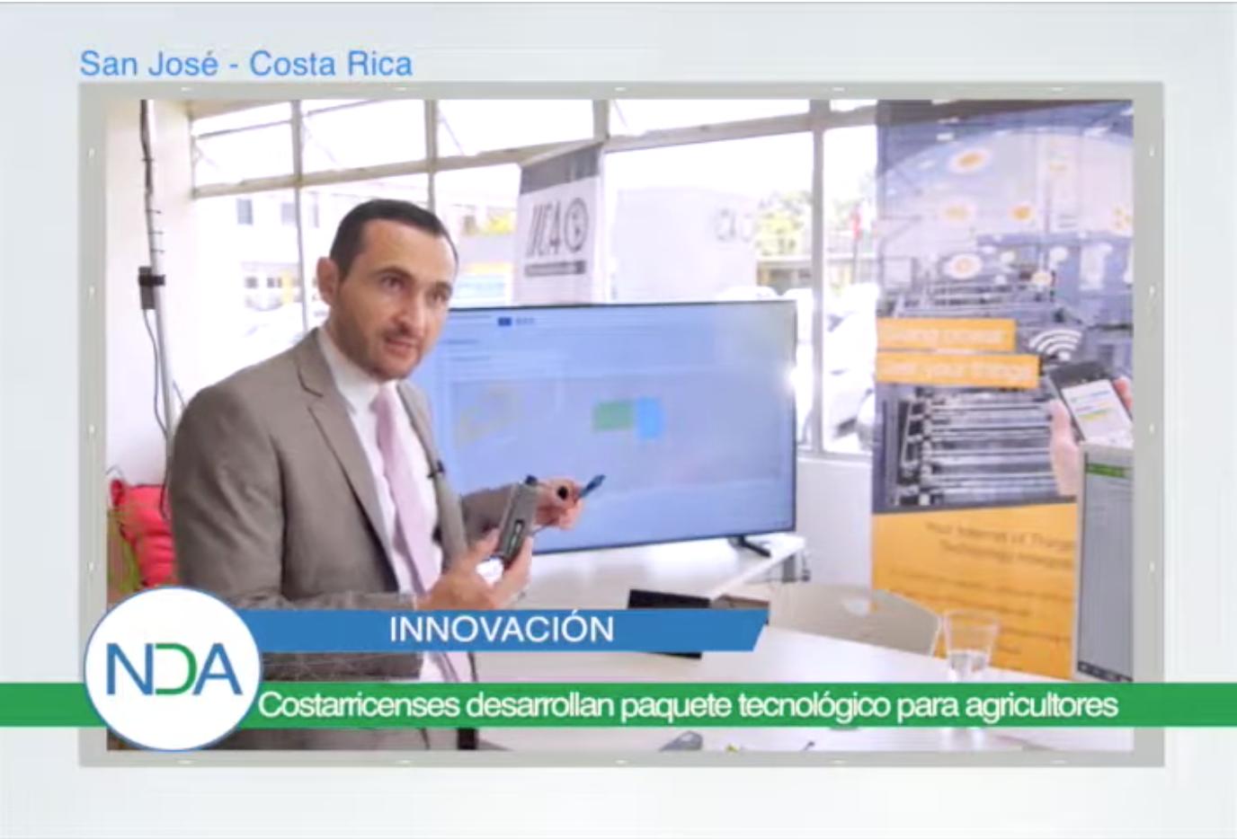 Las ventajas y beneficios de la agricultura en tiempos de @Sigfox: El caso de Costa Rica (VIDEO)