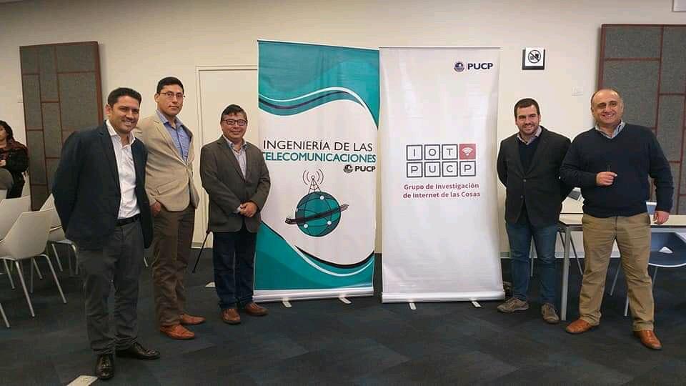 El 'Senseable Campus Lab' de la Universidad Católica del Perú (PUCP): desarrollando propuestas para un Smart Campus @Sigfox