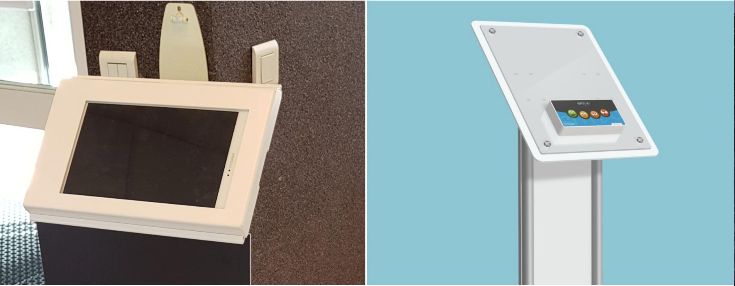 @Sigfox: #Smilio vs Tablet: cuando el IoT consume 86 140 veces menos energía por el mismo resultado