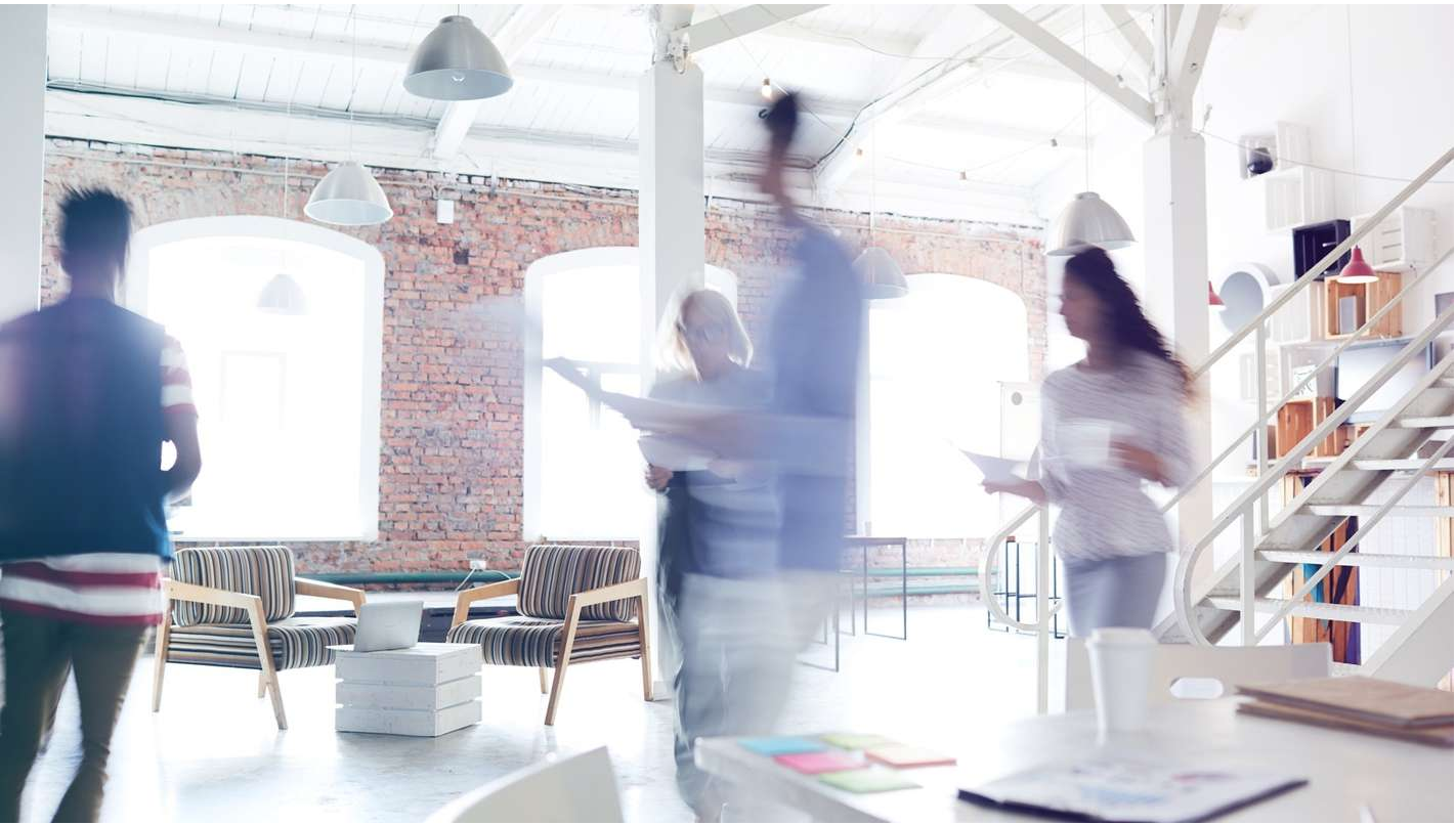 The New Normal: Transforming   Workspaces  How #Ubigreen and @Sigfox are revolutionizing the way we configure our spaces