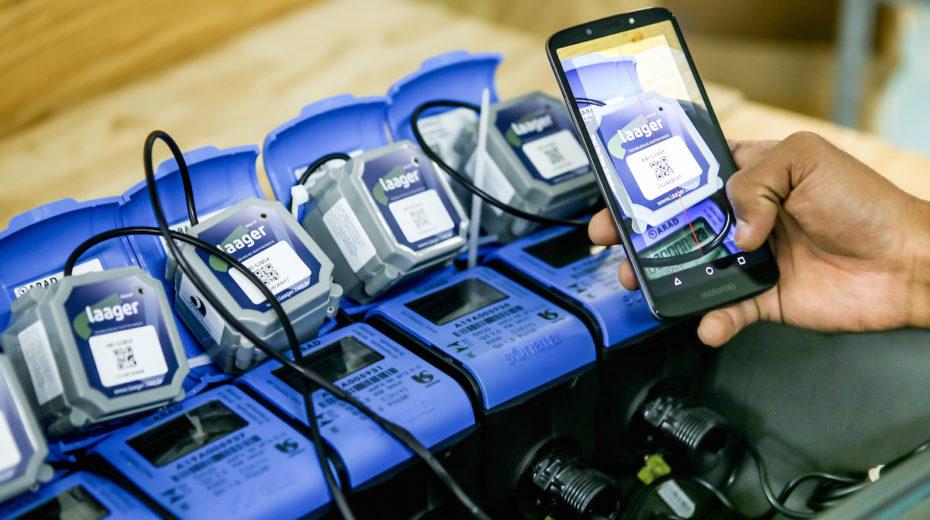 SABESP implanta tecnologia IoT usando tecnologia @Sigfox em medidores de água na Região Metropolitana de São Paulo