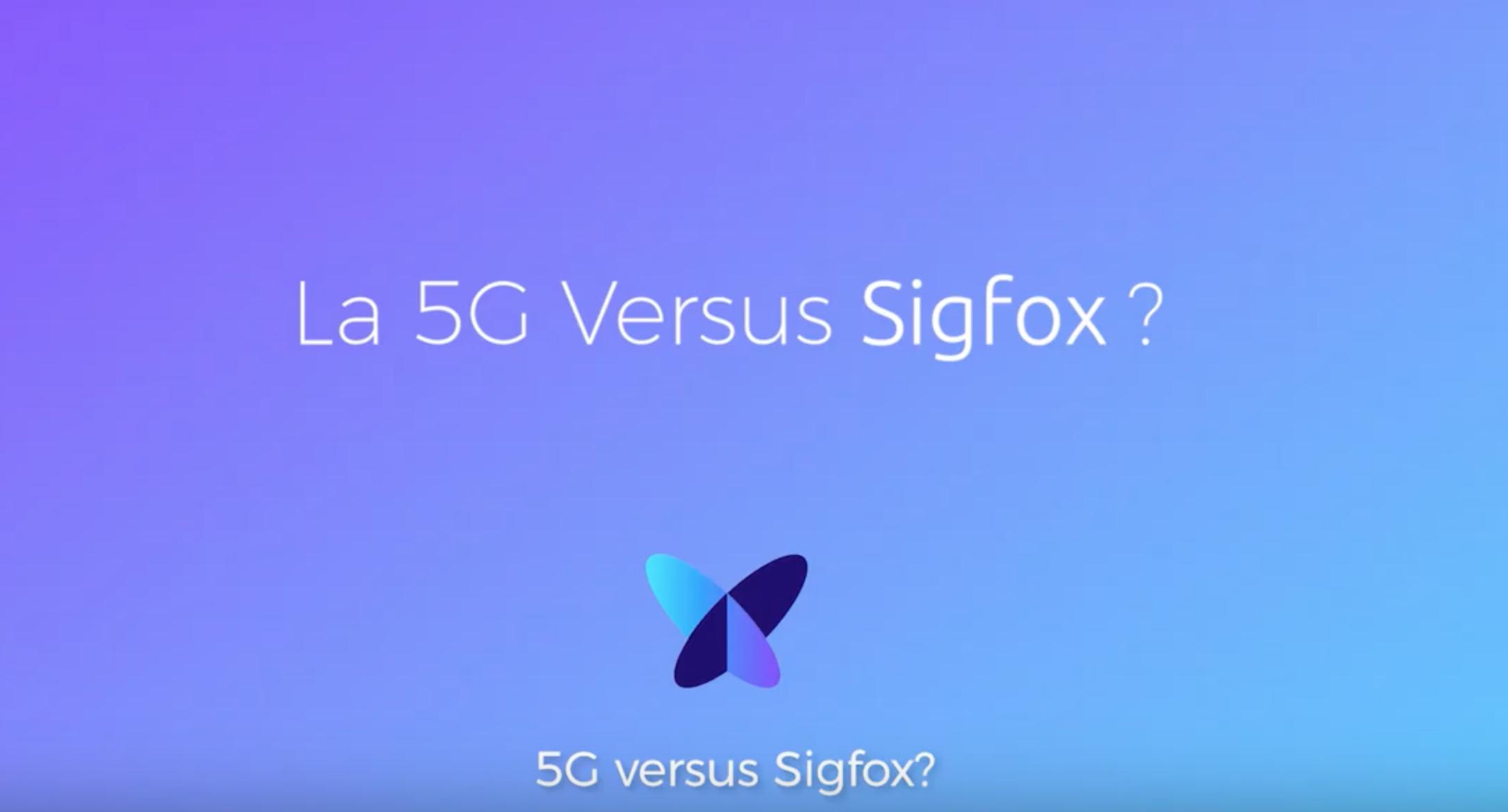 Christophe Fourtet, CSO y cofundador de Sigfox, explica en esta entrevista la diferencia principal entre Sigfox y 5G