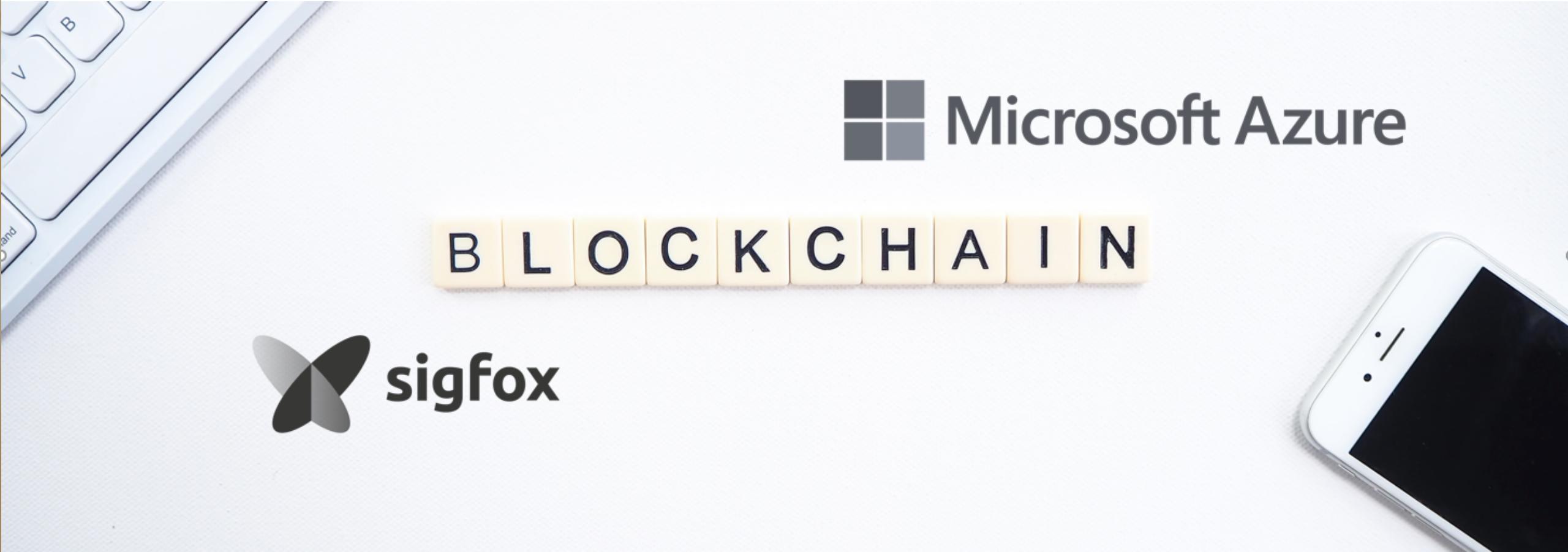 IoT y Blockchain: un Demo App con Microsoft Azure