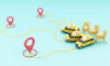 Tirante A lança dispositivo portátil de localização compatível com a tecnologia Sigfox