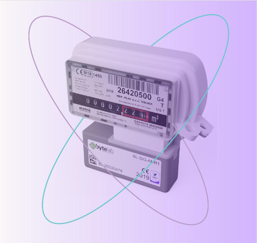 HEP-Plin digitaliza sus medidores de gas en Croacia