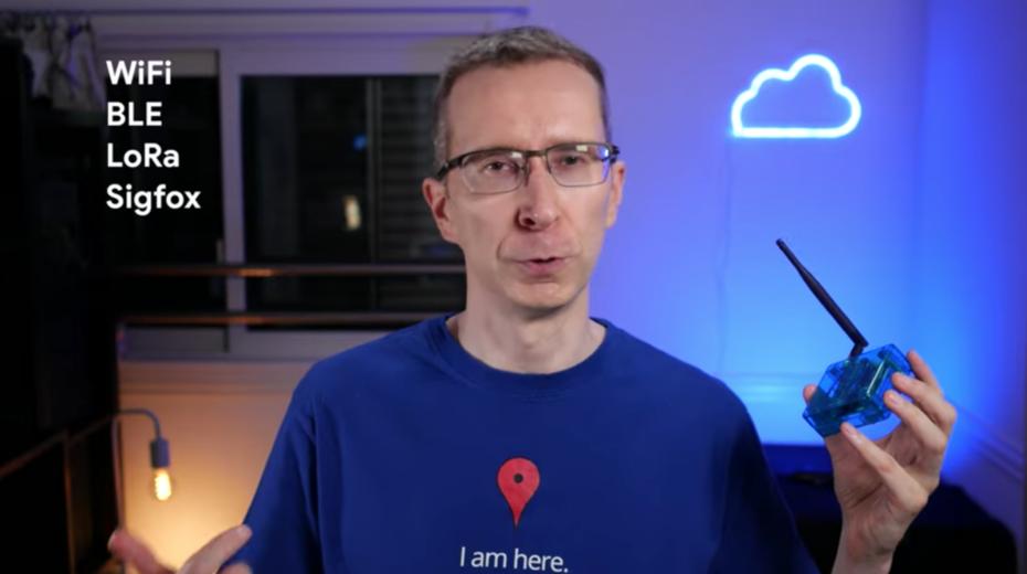 ¿Cómo construir IoT Tracking con Google Cloud y Sigfox?