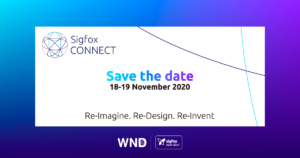 Sigfox Connect 2020