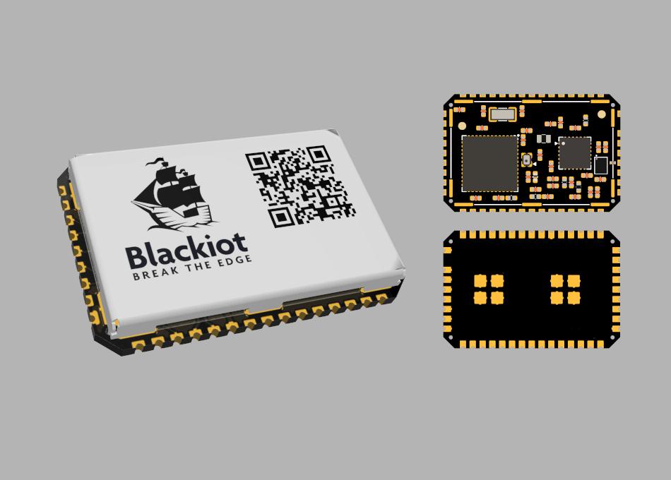 BlackMoon, un nuevo módulo de transmisión @Sigfox