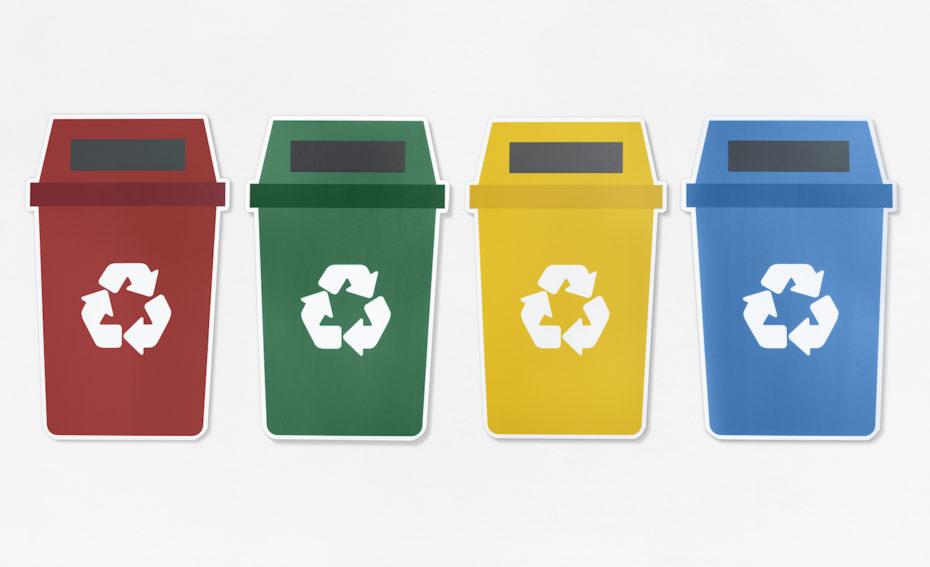 solución logística de residuos