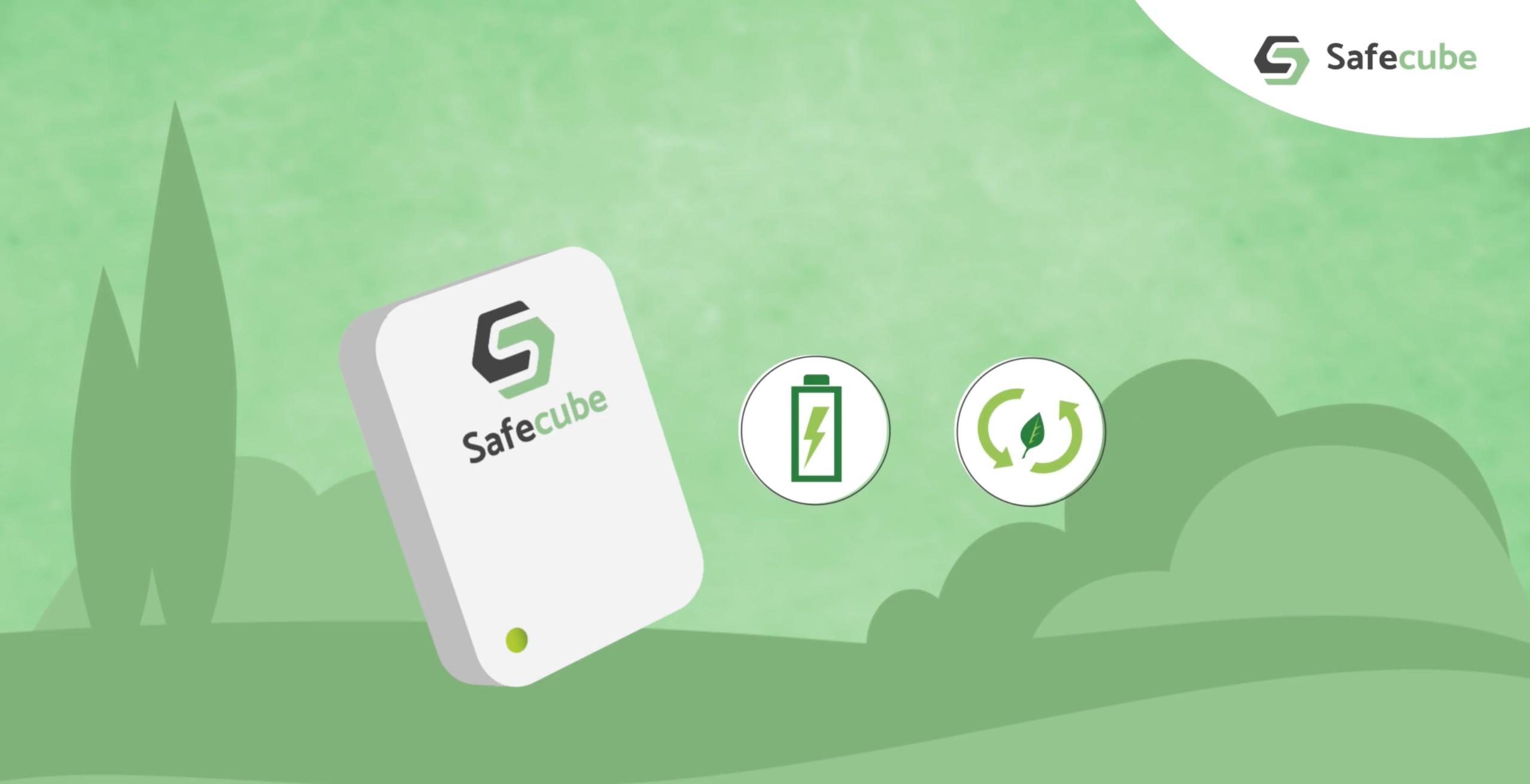Safecube IoTrack: solución de seguimiento de contenedores de envío global de extremo a extremo