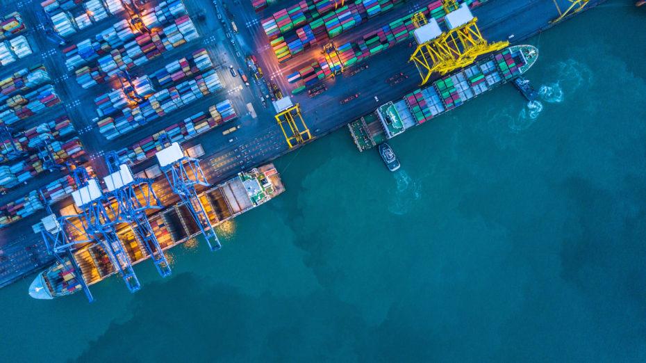 seguimiento de transporte marítimo