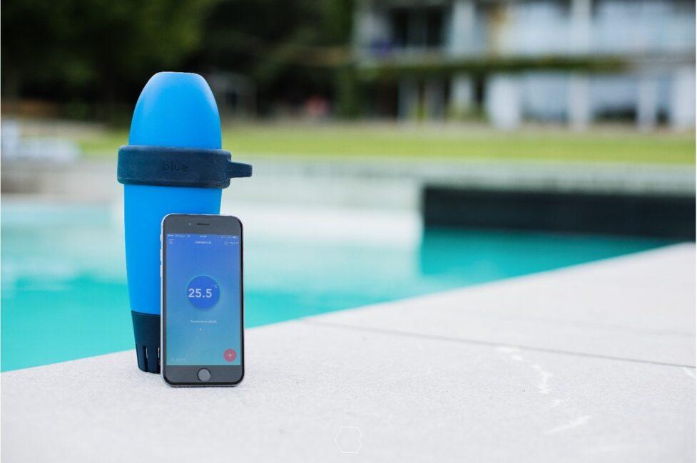 Blueriiot usa Sigfox para monitorear la calidad del agua de las piscinas