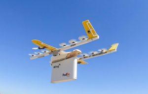 FedEx Drone
