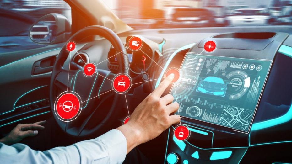 software en vehículos