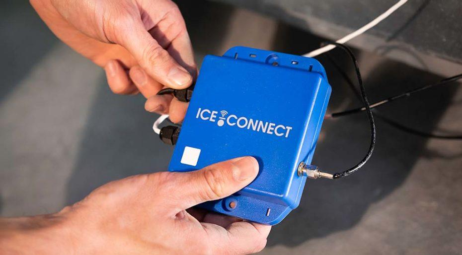 cadena de frío IceConnect
