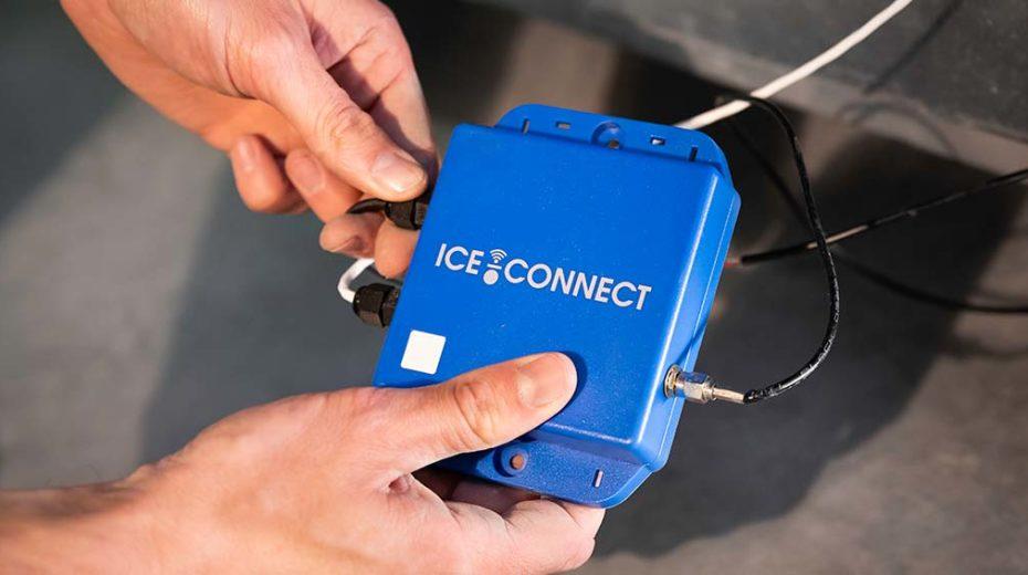 Estudio de caso de supervisión de la cadena de frío: sensor IceConnect Plug & Play #Sigfox