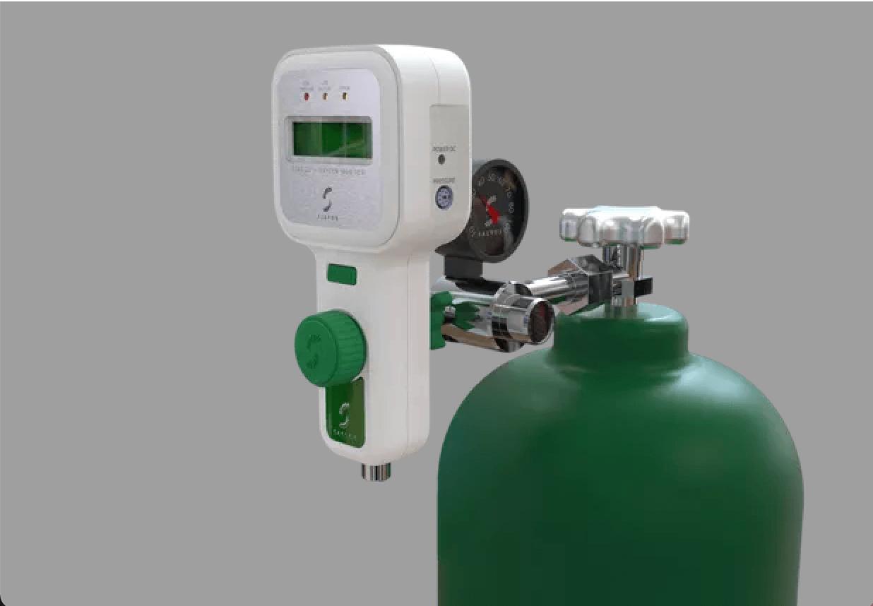El dispositivo de esta startup podría ayudar con la crisis del oxígeno