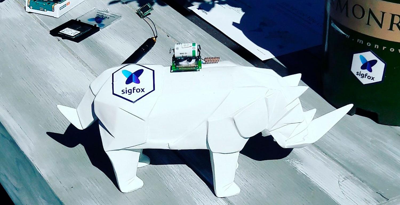 'Now Rhinos Speak': un proyecto de la Fundación #Sigfox para salvar a los rinocerontes de la extinción