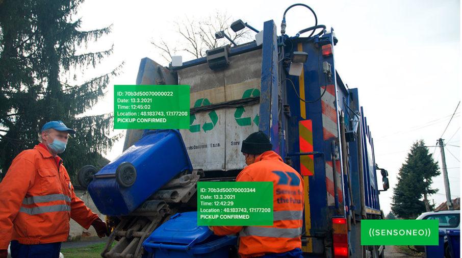 La solución inteligente de monitoreo de desechos admite modelos de pago por uso #Sigfox