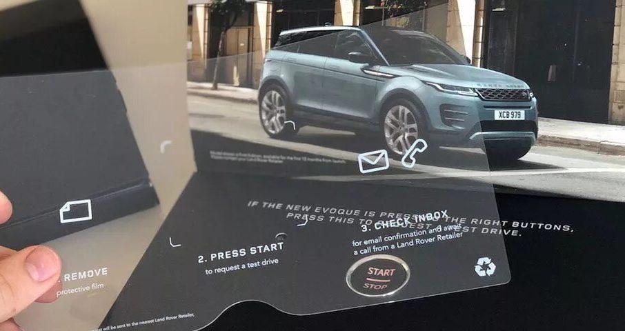 Land Rover logra una tasa de respuesta del 48% con la campaña de marketing directo digital de Ebi