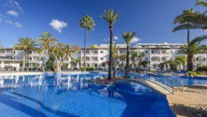 concentración del aire Garden Hotels