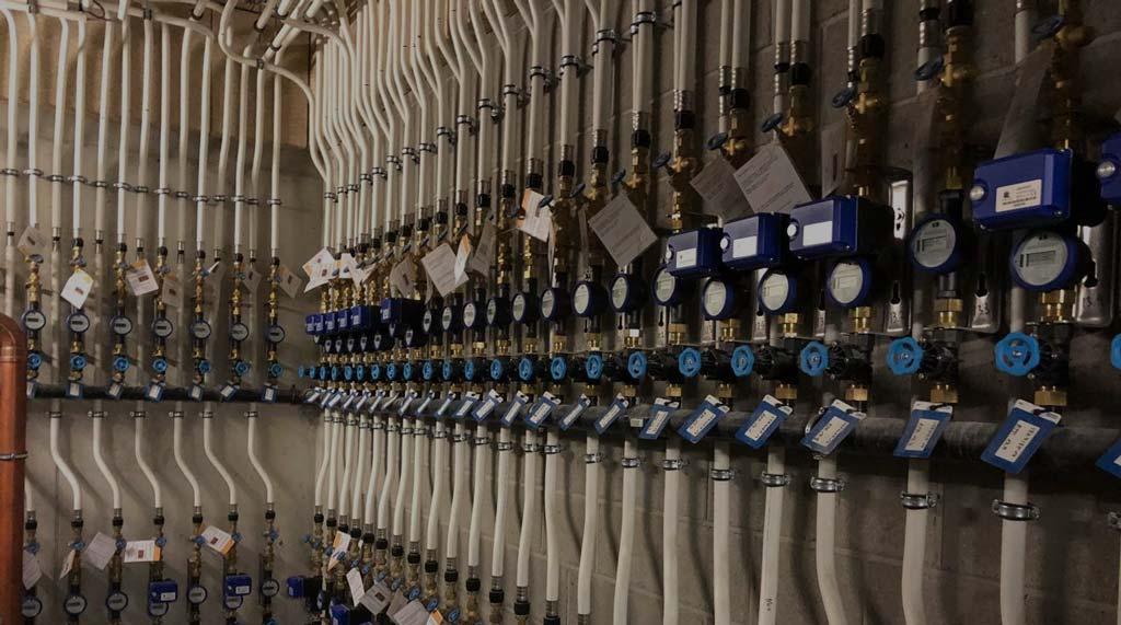 Water-link elimina la lectura manual del medidor y reduce las fugas con las válvulas y medidores inteligentes habilitados para 0G de Hydroko