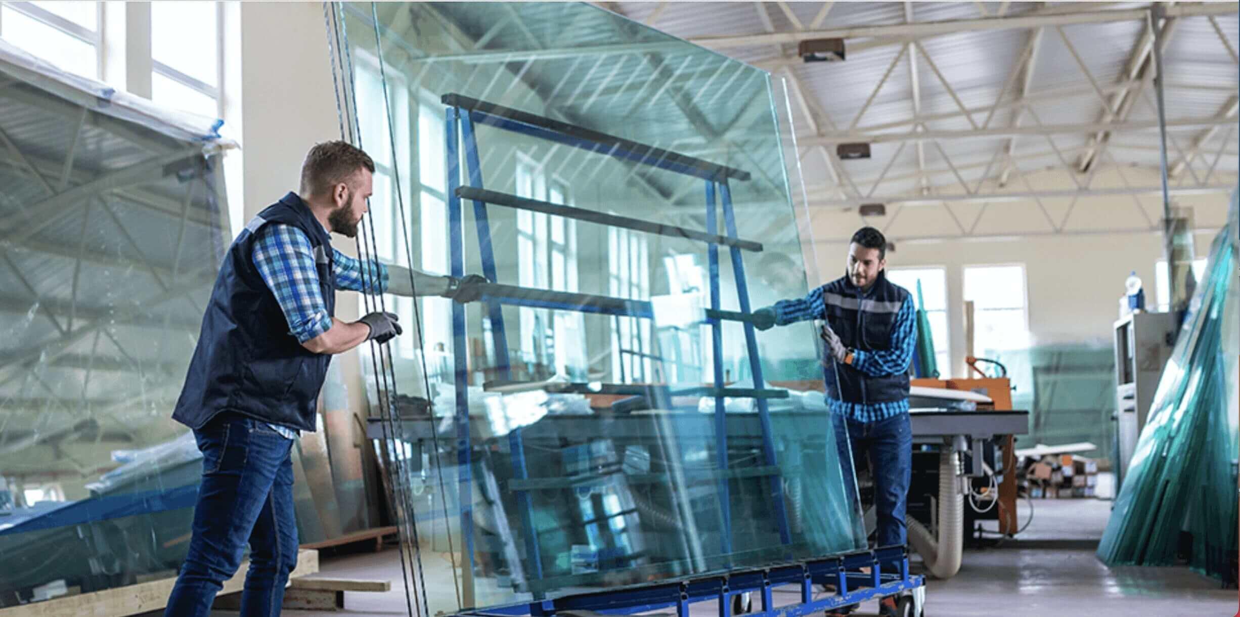 Un caso de estudio de la red 0G: Weha-Therm, especialista en vidrio, realiza un seguimiento de los racks con la solución IoT de Box ID