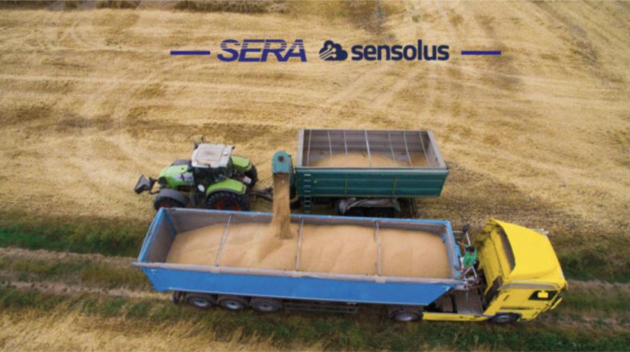 Sera y Sensolus presentan una solución única para geolocalizar sus contenedores